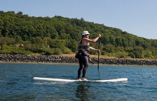 The Benefits of Paddling Solo