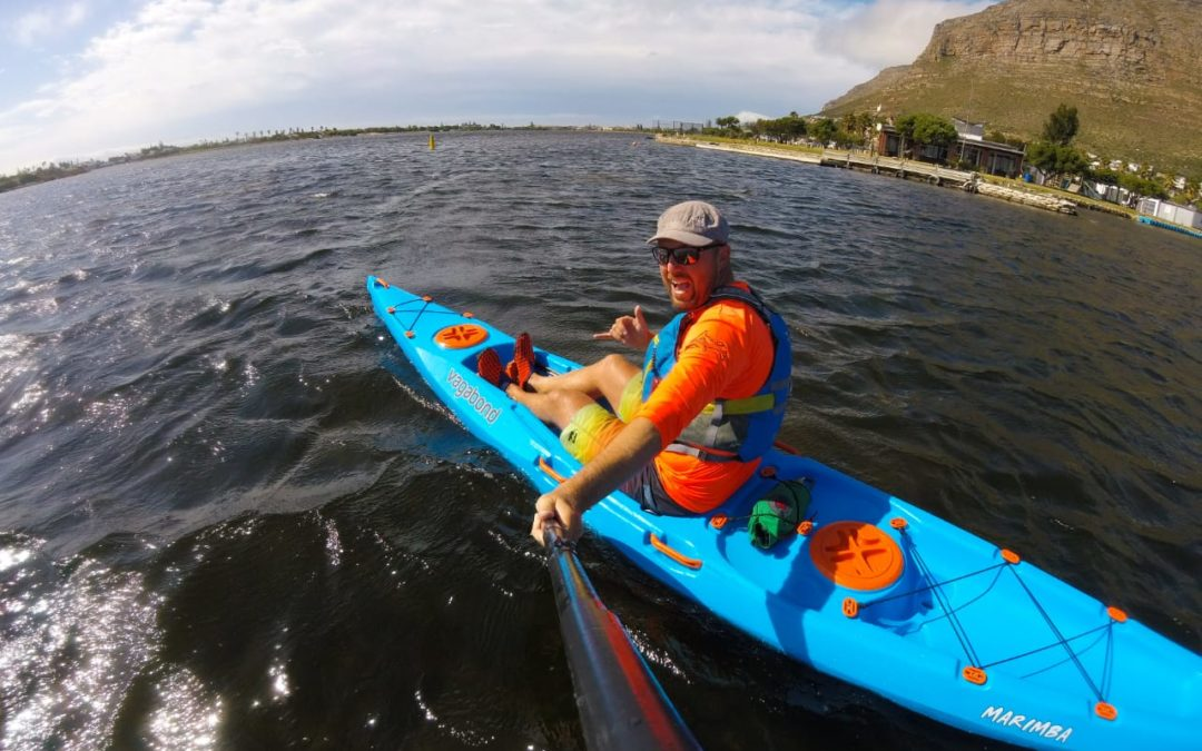 Sit-on-top Sea Kayaks