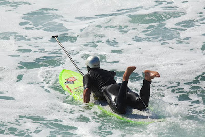 Prone Paddling for SUP