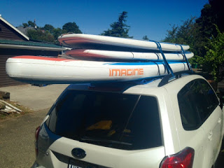 Paddle Board Transporting Tips