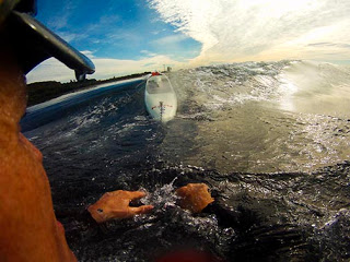 Tips for Falling Off a SUP