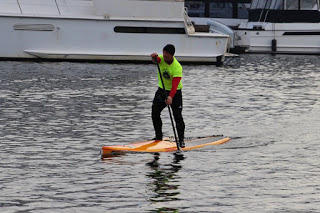Learning to SUP – 4 Common Fears / Myths Debunked