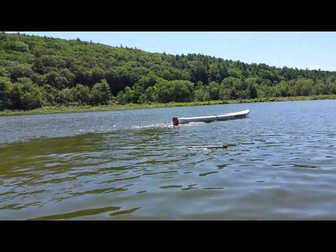 Paddle Board Tips for Big People – How to Climb on your Board