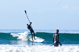 Paddle Board Balance Tips