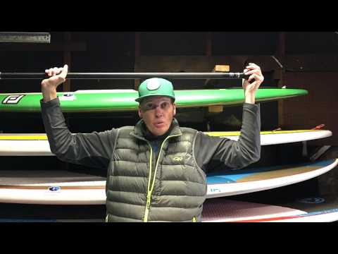 How to Hold your SUP Paddle – 3 Hand Positions