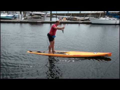 How to Walk on a SUP – 4 Balance Tips