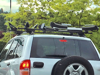 Paddle Board Racks – Keep it Simple