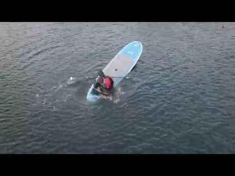SUP Tips – How to Climb Back on your SUP – 7 Easy Methods