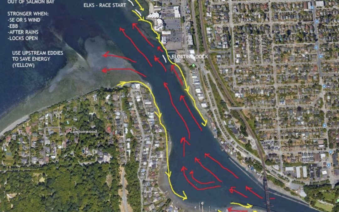 How to Paddle Smarter in Salmon Bay