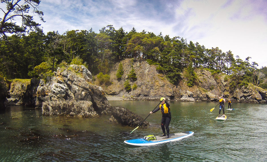 4 Stand up Paddling Myths