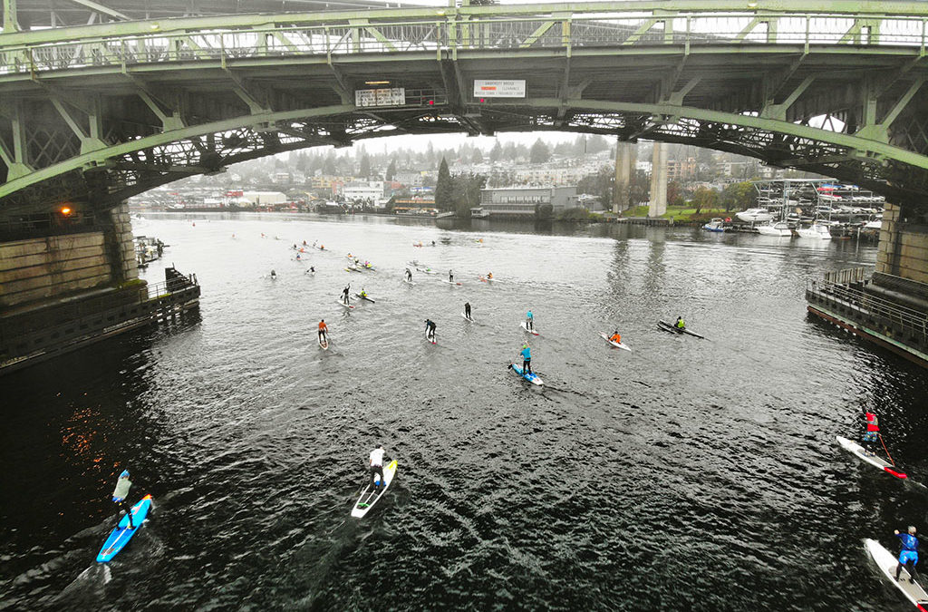 Seattle Race Series – March 22 Course / Parking / Launch Info