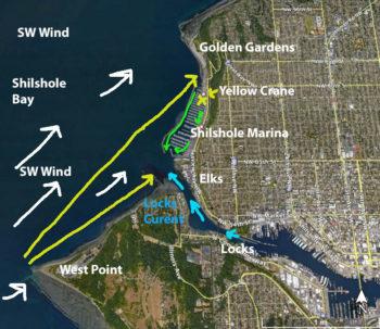 SW Wind Downwinder