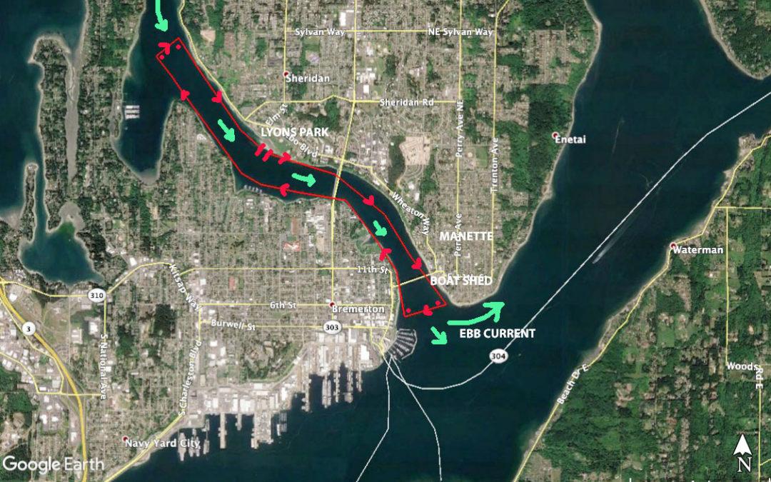 Bremerton Tidal Challenge Race
