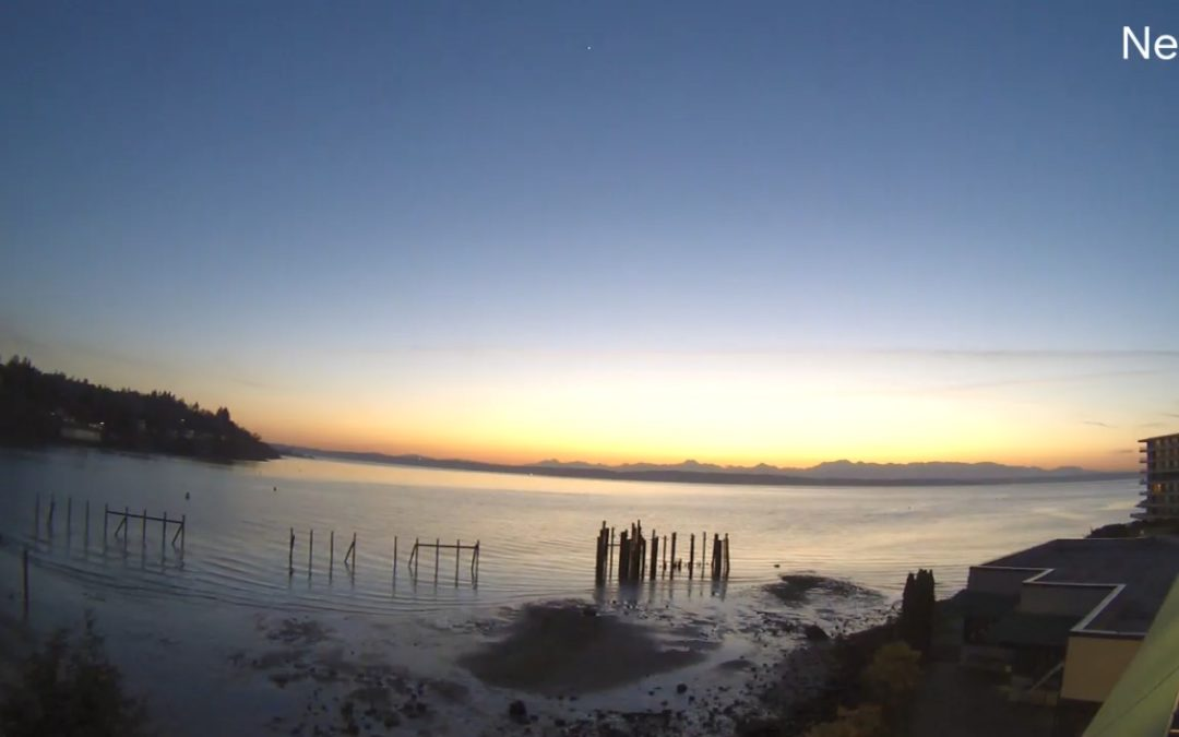 Puget Sound Webcams